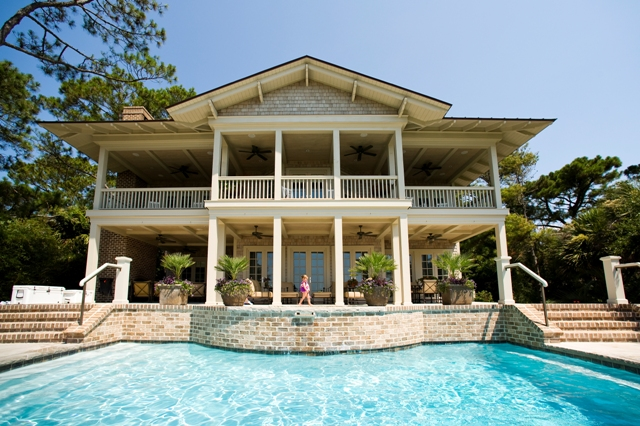 Coastal Home on Hilton Head Island, SC