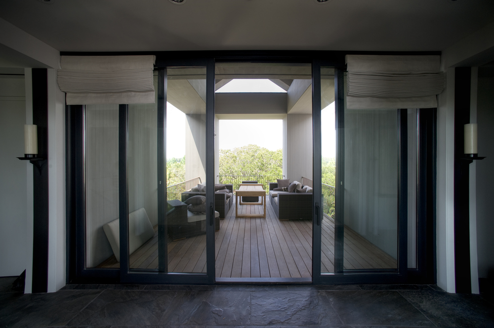 French Lift and Slide Doors with Impact Glass