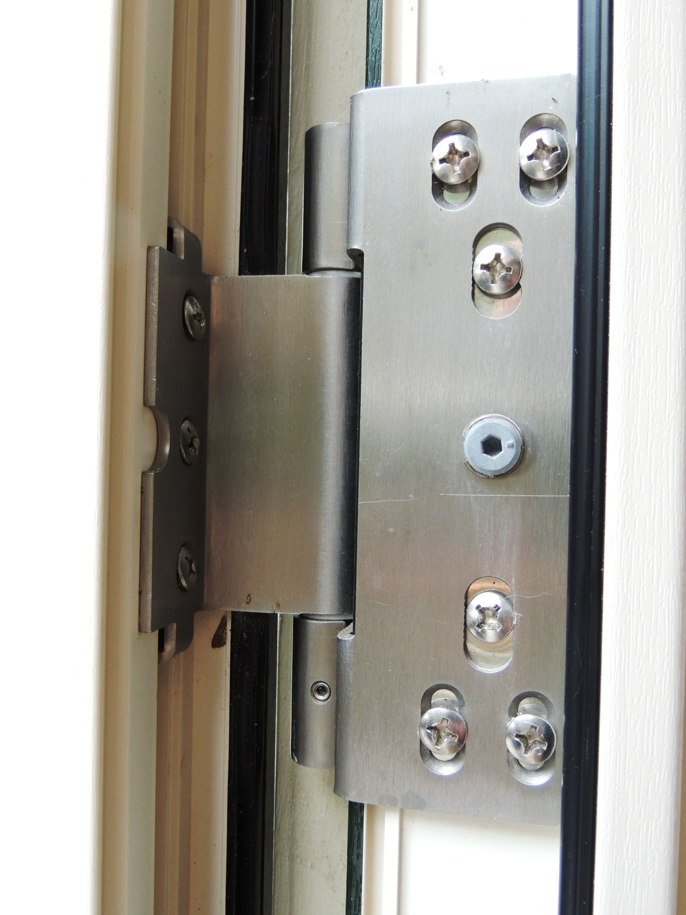 Stainless Steel Adjustable Door Hinge