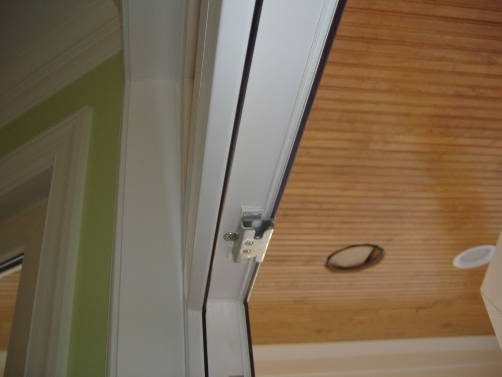 Standard Tilt and Turn Mushroom Security Lock