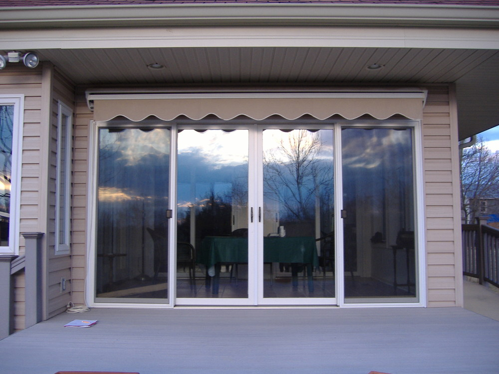Impact Rated, 130 mph Lift and Slide Door