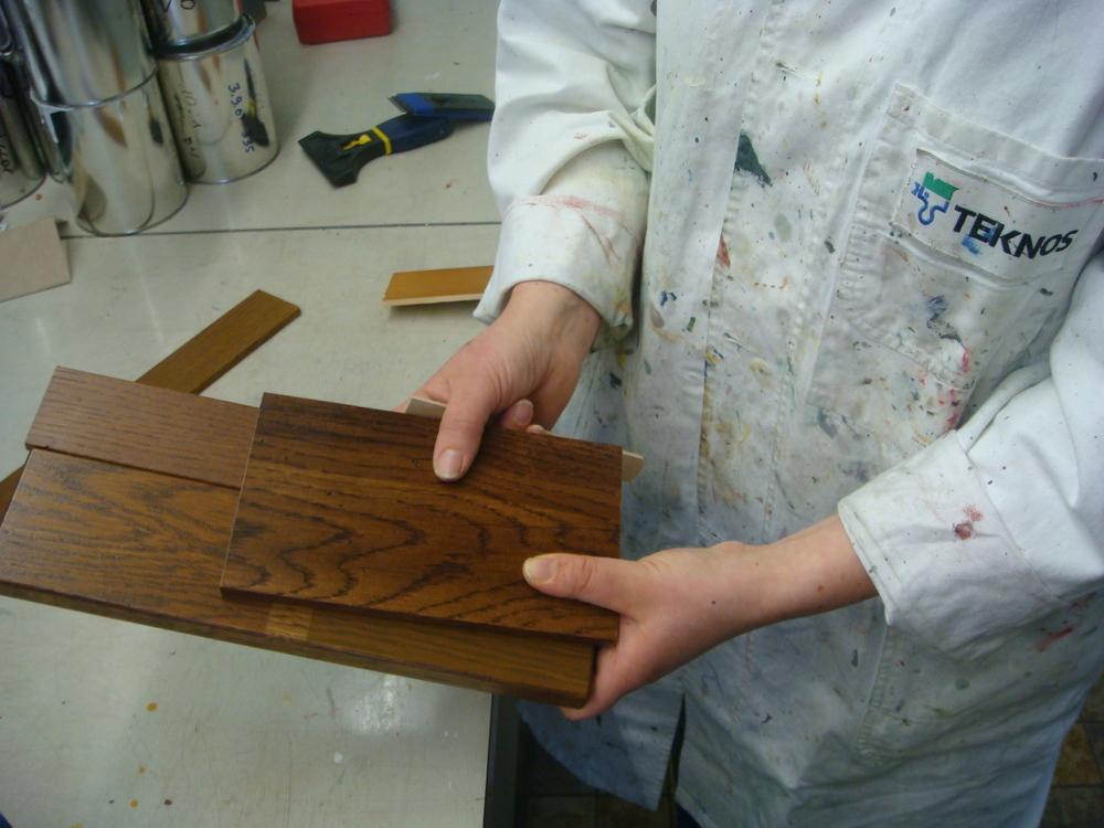 Wood or Vinyl?