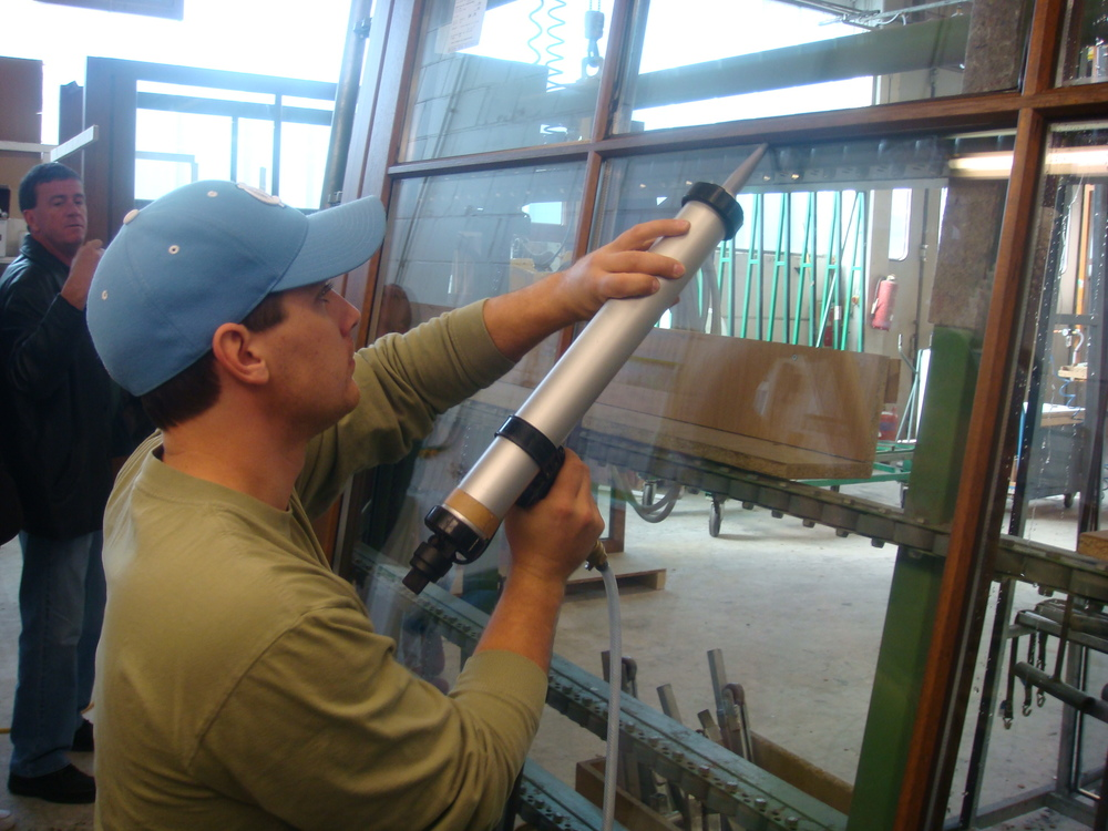 Professional Training for Glazing Hurricane Windows