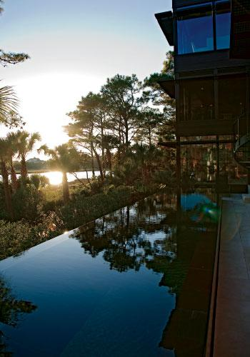 Hurricane Rates Ocean Front Home in Kiawah Island, SC