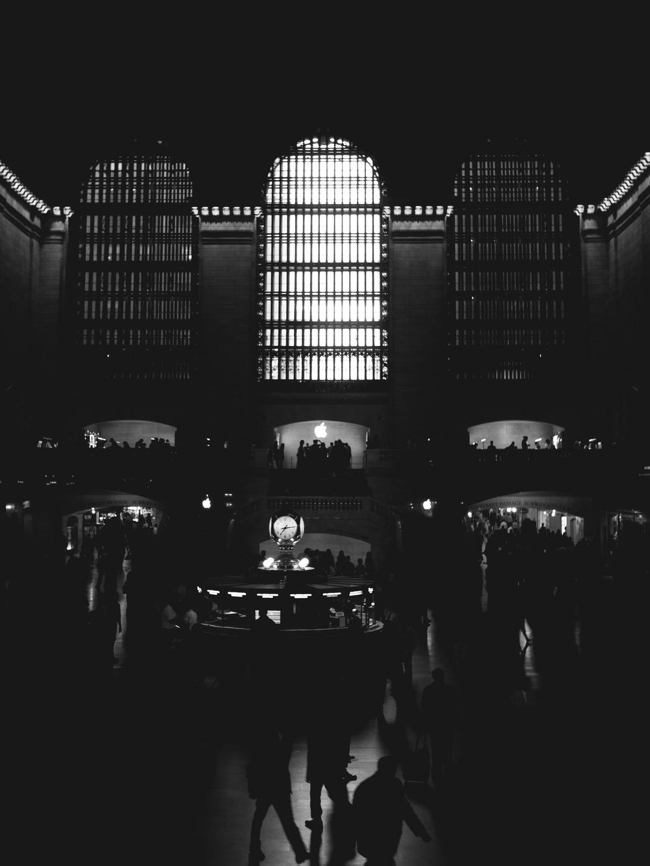 Grand Central Station (Encontre a maça)