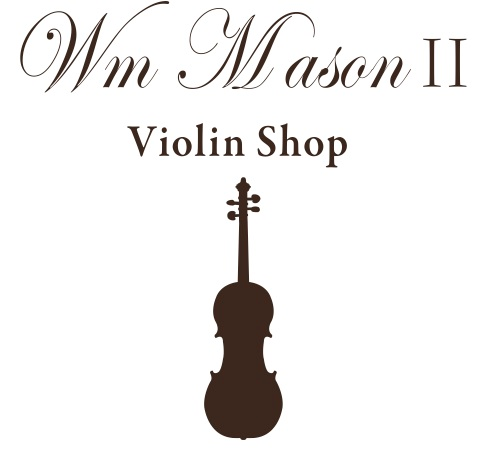 William Mason II Violin Shop