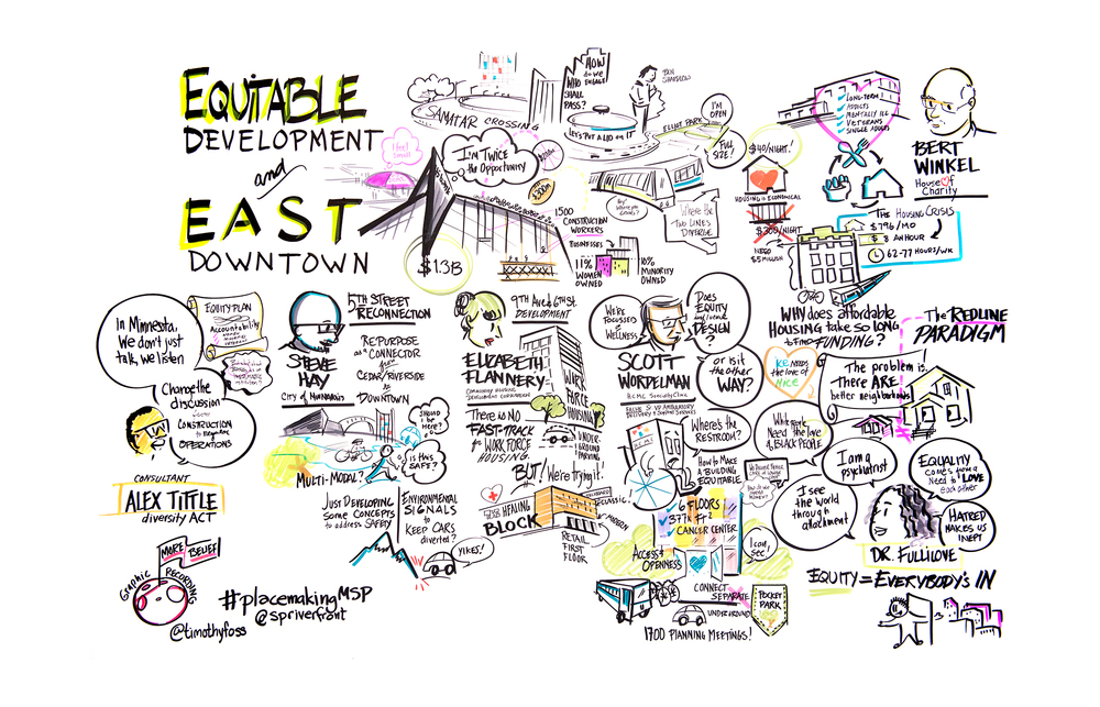 Copy of Graphic Recording in Minneapolis MN | MORE BELIEF