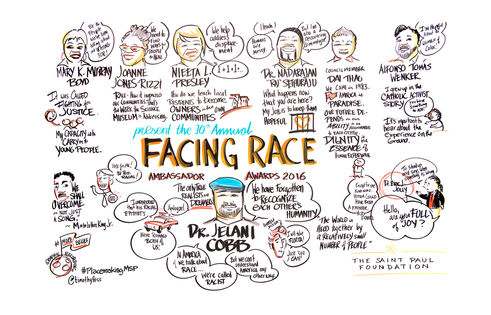 Copy of Graphic Recording and facilitation 2016 Placemaking Residency