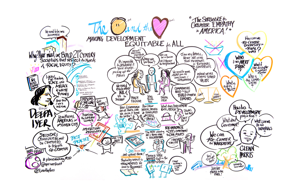 Copy of Visual Facilitation in Minneapolis MN | MORE BELIEF