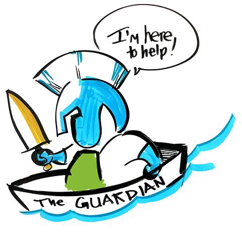 Guardian in boat.jpg
