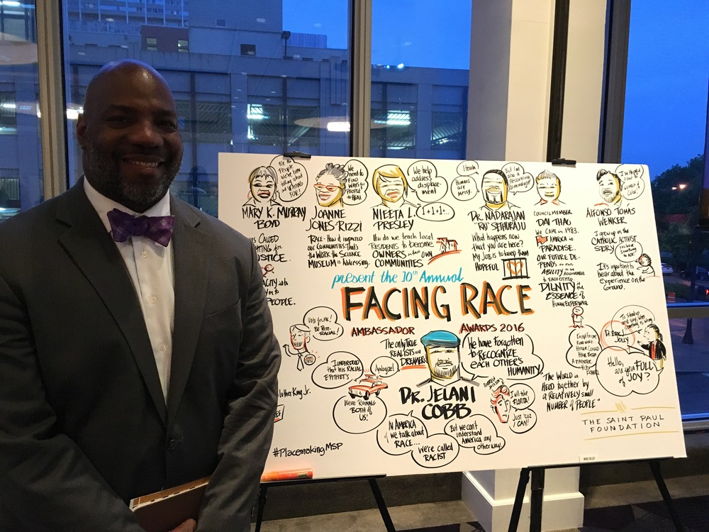 Copy of Graphic Facilitation Minneapolis MN | More Belief