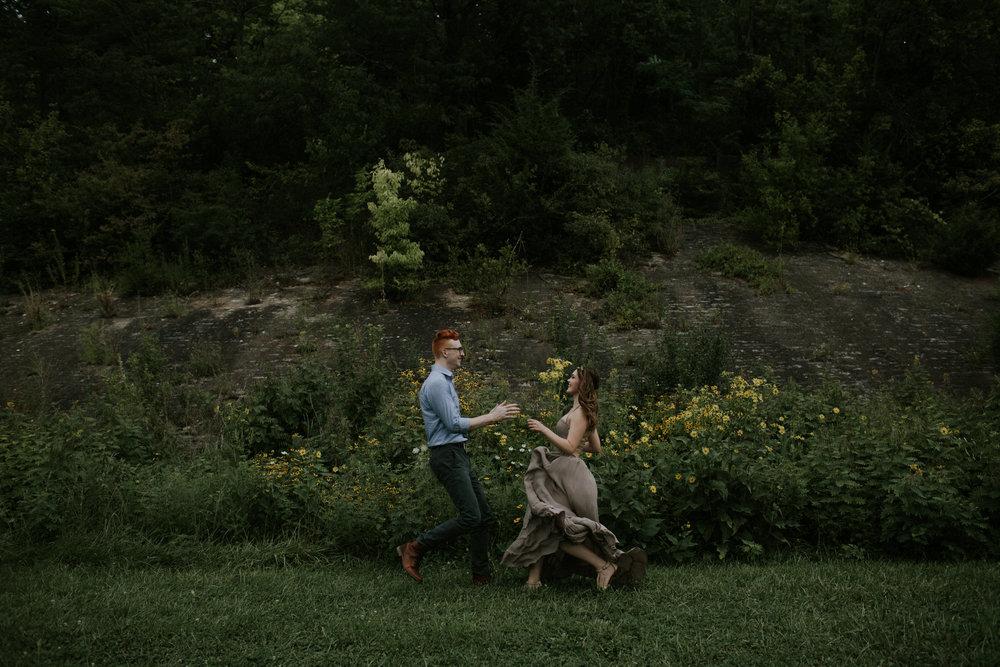 Cincinnati Ohio Wedding Photographer Grace E. Jones Photography