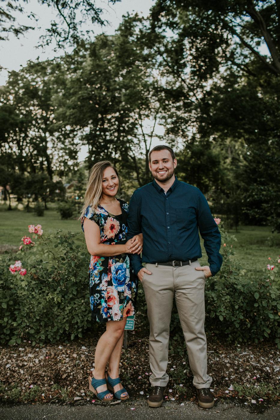columbus ohio engagement and wedding photographer Grace E Jones