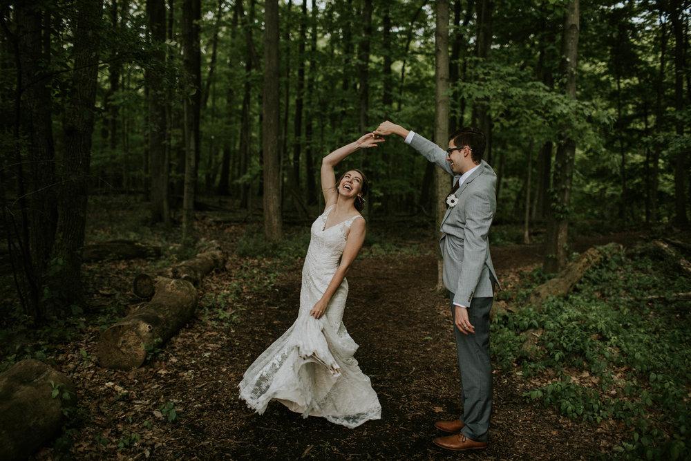 Intimate woodsy wedding ohio wedding photographer grace e jones photography108.jpg