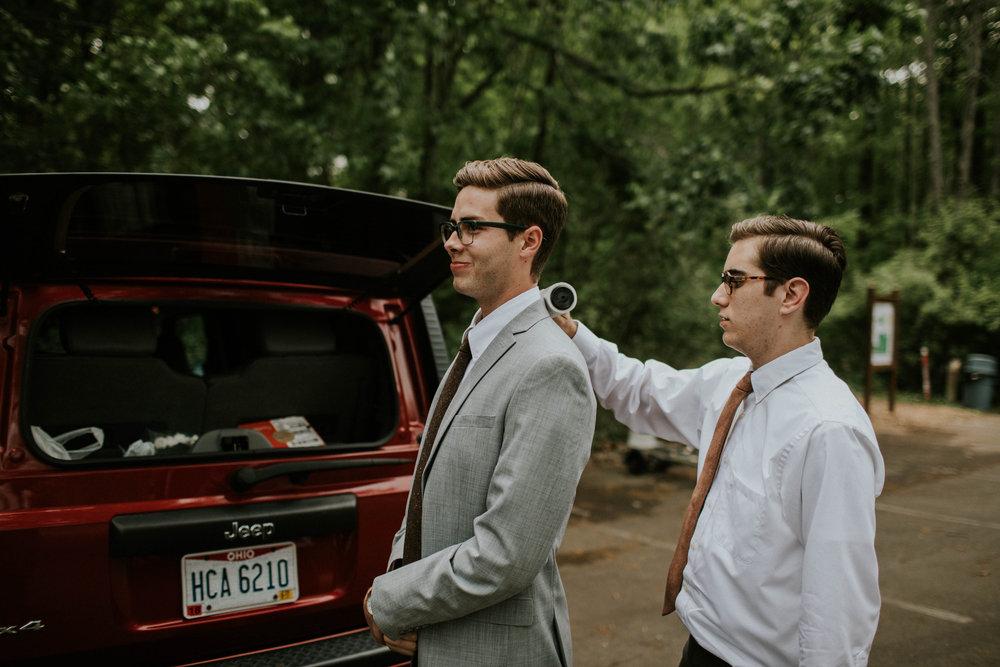 Intimate woodsy wedding ohio wedding photographer grace e jones photography13.jpg