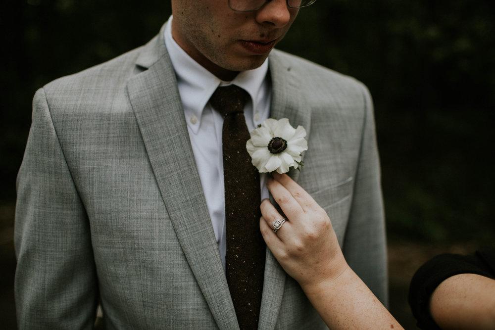 Intimate woodsy wedding ohio wedding photographer grace e jones photography14.jpg