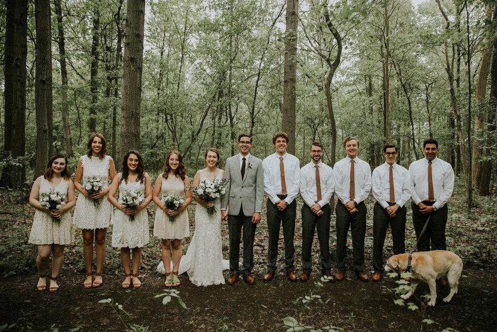 Intimate woodsy wedding ohio wedding photographer grace e jones photography17.jpg