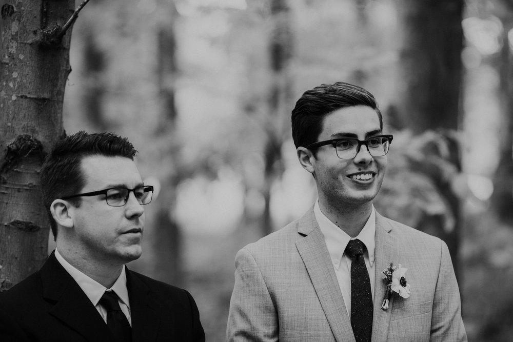 Intimate woodsy wedding ohio wedding photographer grace e jones photography20.jpg