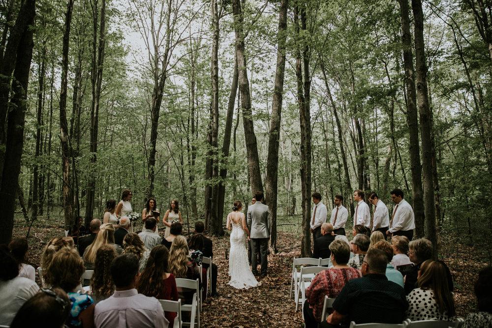 Intimate woodsy wedding ohio wedding photographer grace e jones photography50.jpg