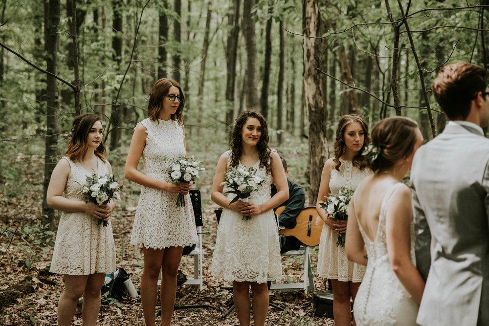 Intimate woodsy wedding ohio wedding photographer grace e jones photography54.jpg