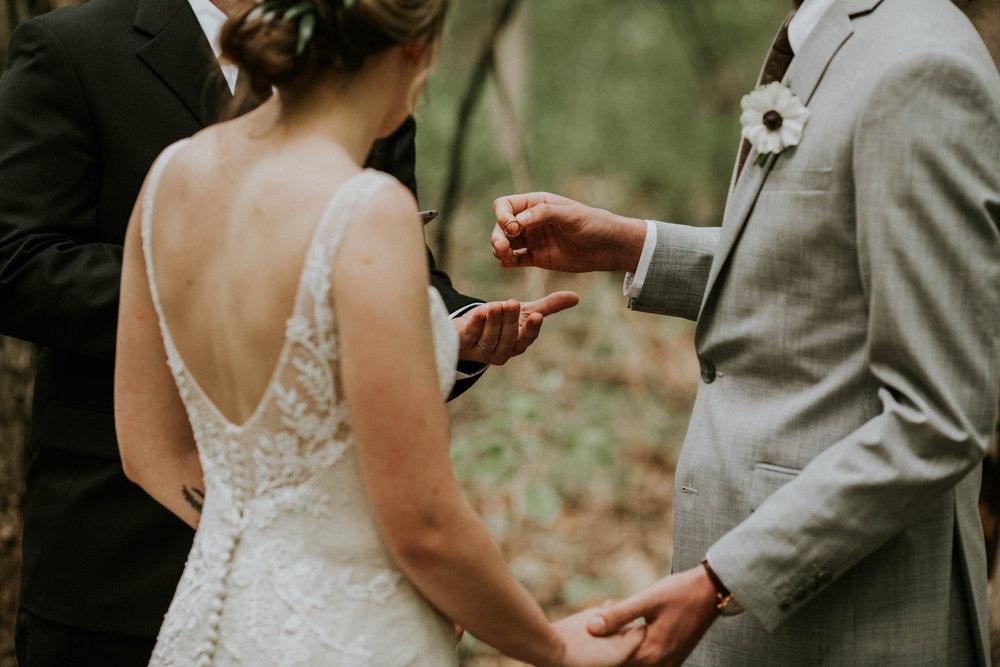 Intimate woodsy wedding ohio wedding photographer grace e jones photography28.jpg