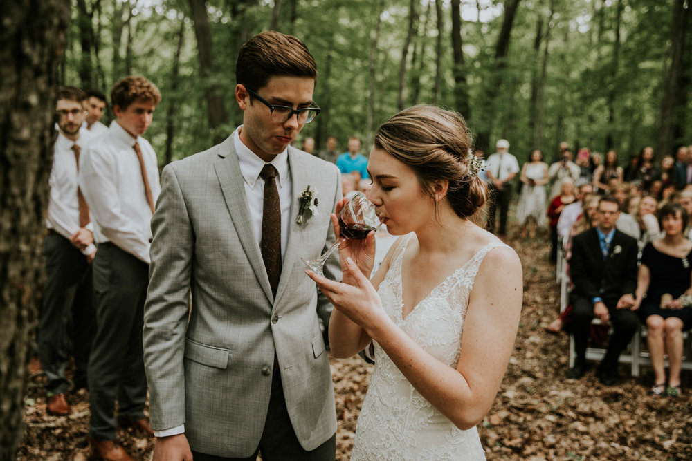 Intimate woodsy wedding ohio wedding photographer grace e jones photography60.jpg