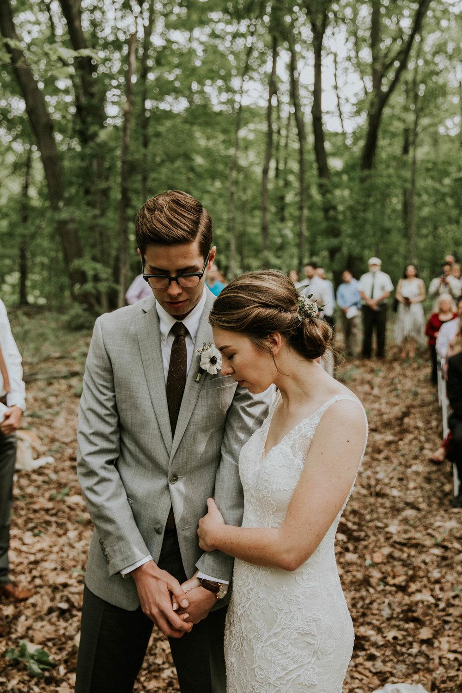 Intimate woodsy wedding ohio wedding photographer grace e jones photography63.jpg
