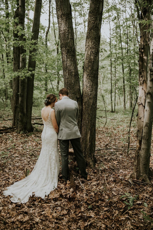 Intimate woodsy wedding ohio wedding photographer grace e jones photography66.jpg