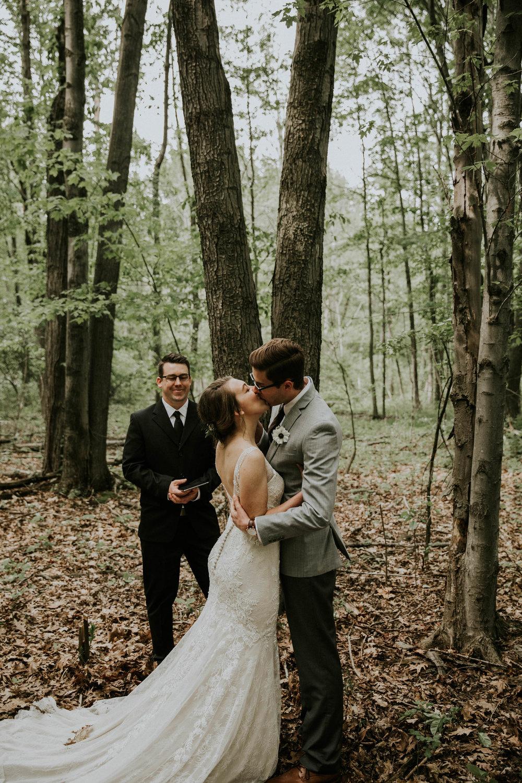 Intimate woodsy wedding ohio wedding photographer grace e jones photography69.jpg