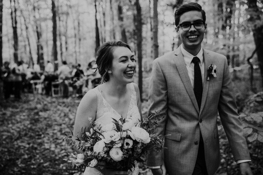Intimate woodsy wedding ohio wedding photographer grace e jones photography82.jpg