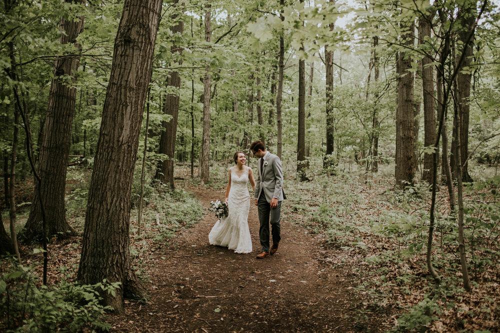 Intimate woodsy wedding ohio wedding photographer grace e jones photography94.jpg