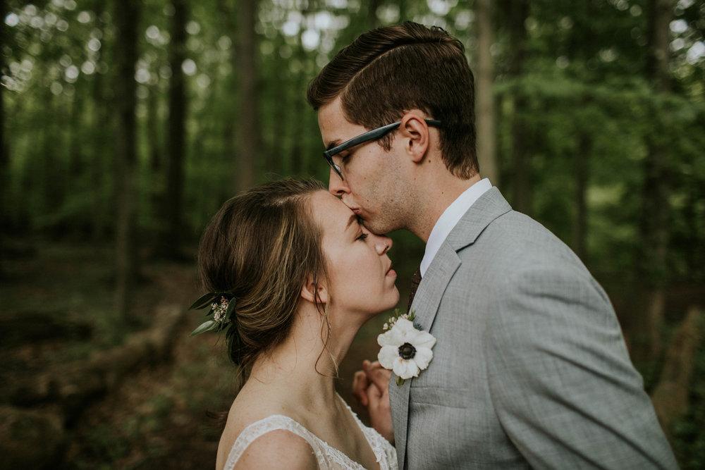 Intimate woodsy wedding ohio wedding photographer grace e jones photography103.jpg