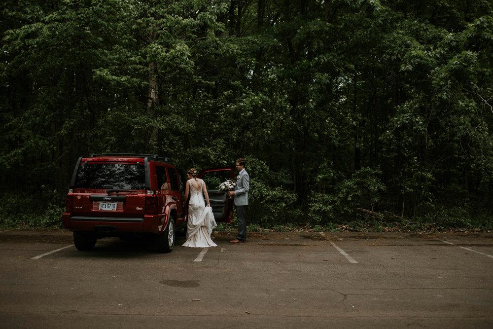 Intimate woodsy wedding ohio wedding photographer grace e jones photography114.jpg
