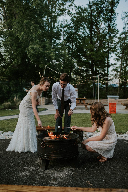 Intimate woodsy wedding ohio wedding photographer grace e jones photography166.jpg