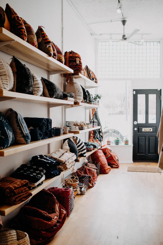 Valiente Goods Co Columbus ohio small business grace e jones photography