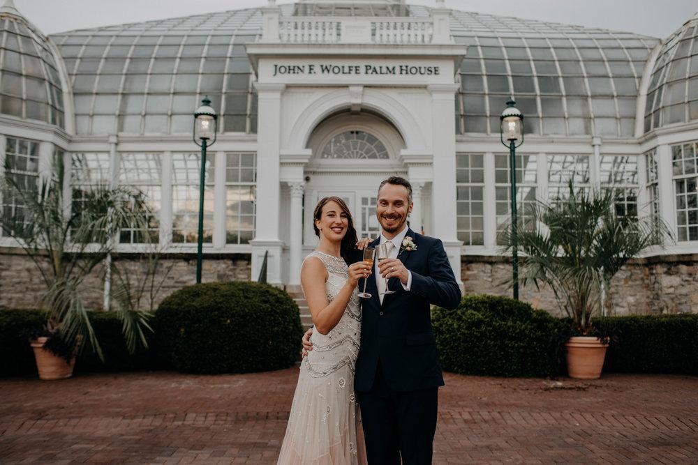 franklin park conservatory wedding columbus ohio wedding photographer grace e jones photography162.jpg