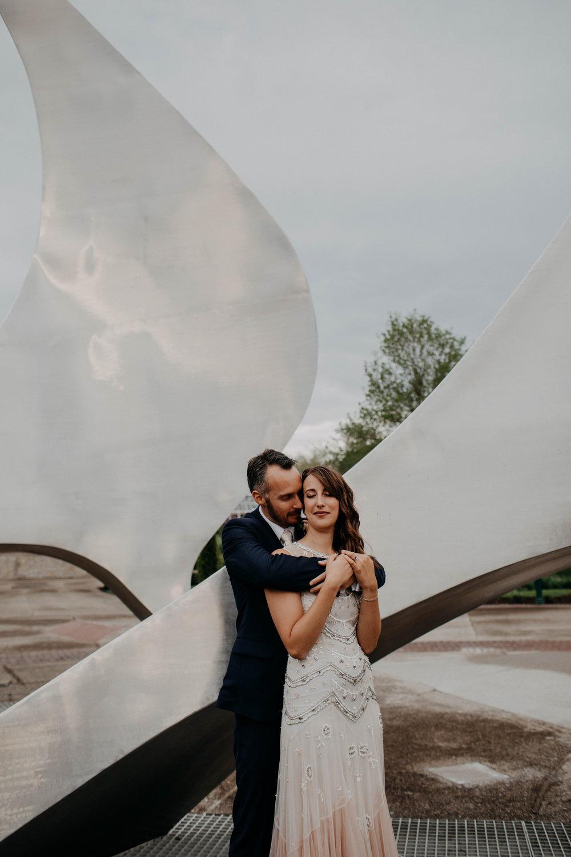 franklin park conservatory wedding columbus ohio wedding photographer grace e jones photography178.jpg