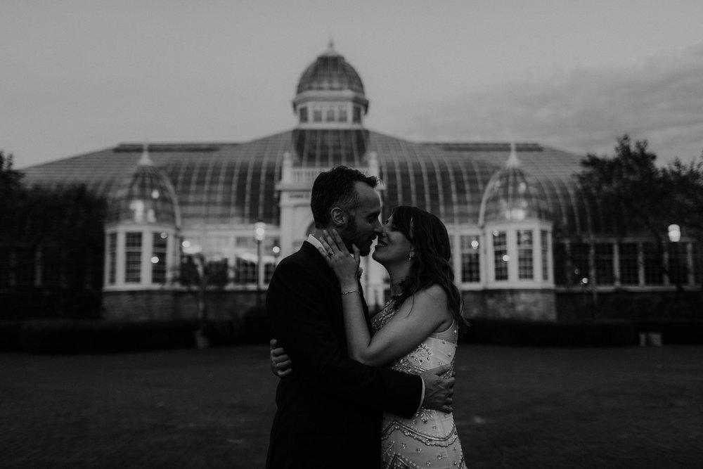 franklin park conservatory wedding columbus ohio wedding photographer grace e jones photography81.jpg