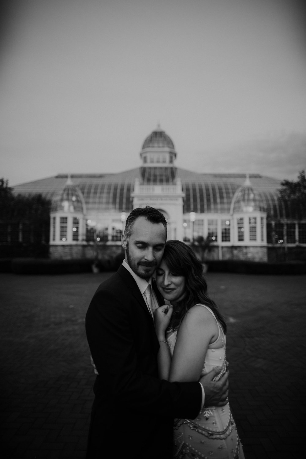 franklin park conservatory wedding columbus ohio wedding photographer grace e jones photography59.jpg