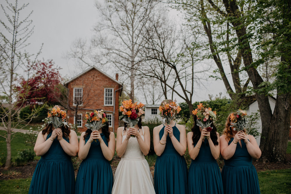 Columbus, Ohio Wedding Photographer Everal Barn At Heritage Park Wedding Venue Grace E Jones Photography85.jpg