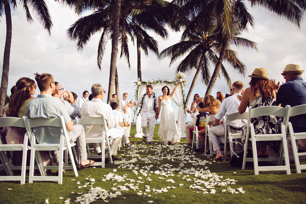 The White Orchid Weddings Beach House