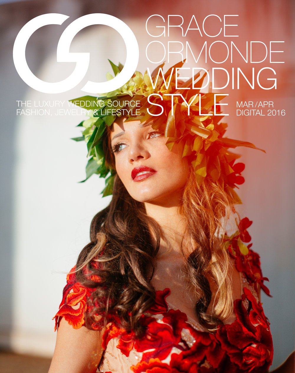 GRACE ORMOND COVER + EDITORIAL