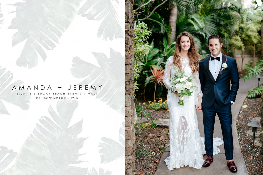 9954303ccd8 CHRIS J. EVANS - Maui wedding photographer. Where fashion