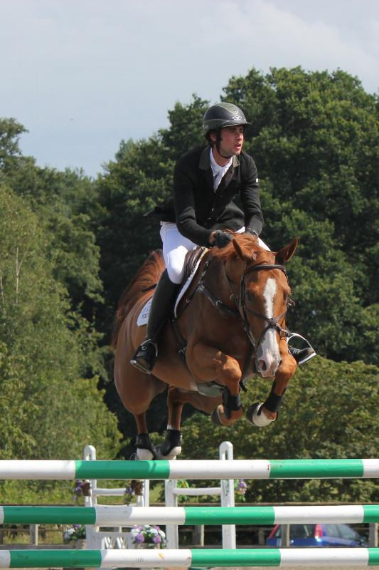 Global - Addington Young Horse Championships 2012