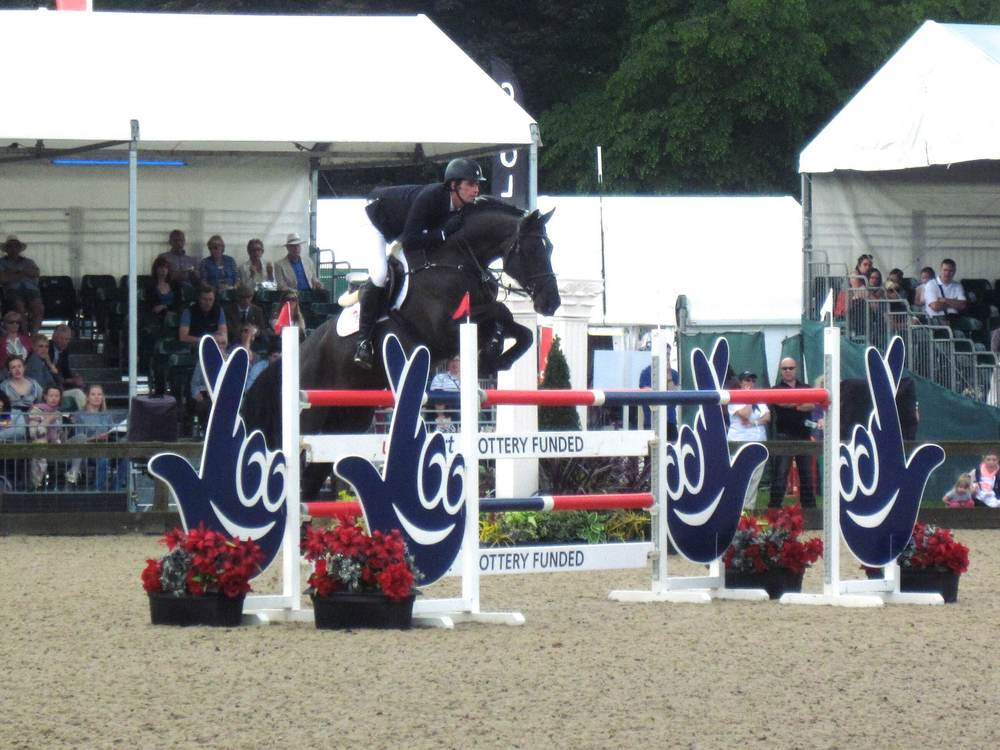 Arantos Ladies & Gentlemens 1.50 Royal Windsor Horse Show