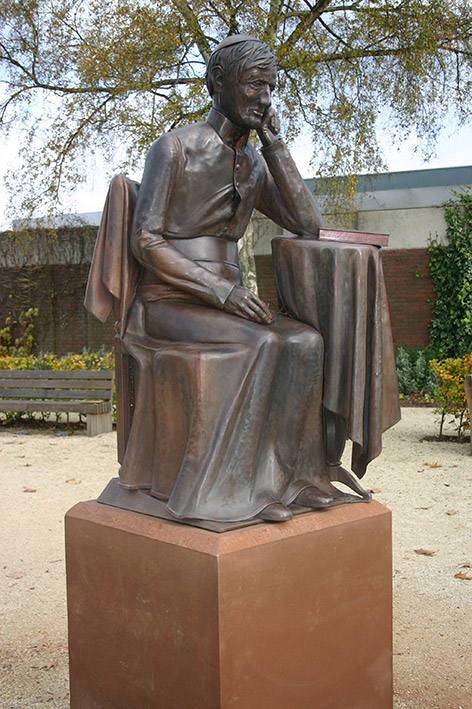 Cardinal John Newman Sculpture