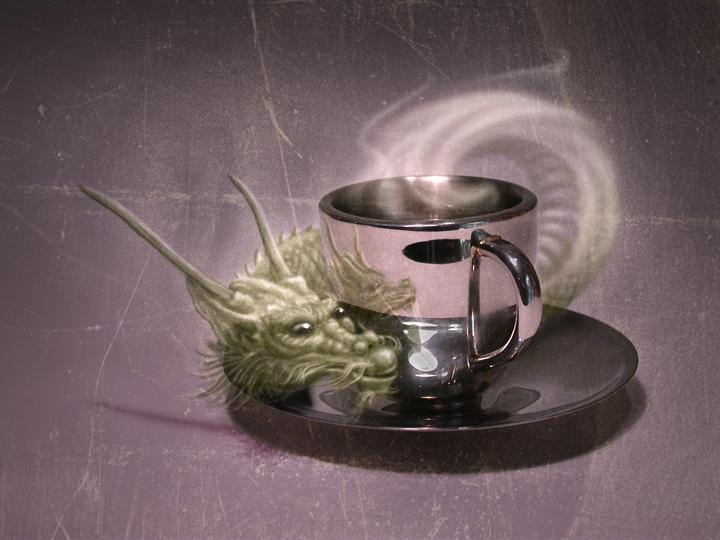 Espresso Dragon