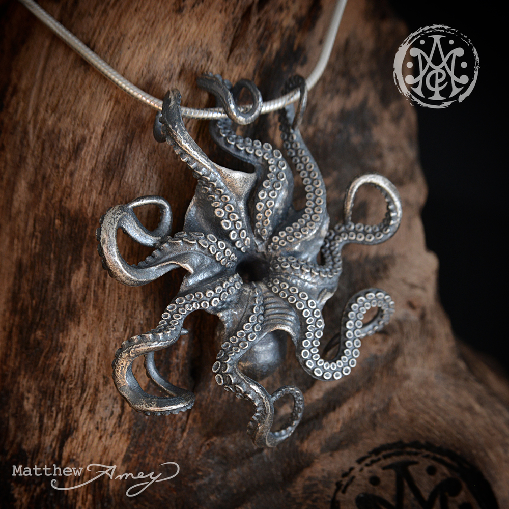 octopus mercurious designs products pendant large img