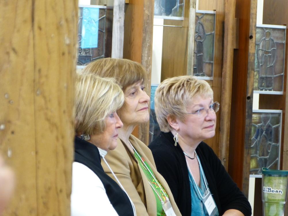 Grace Church, Stafford Springs team listens,