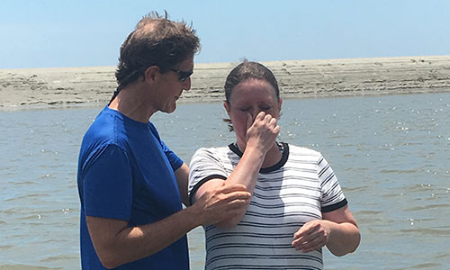 Want to be baptized? - We will be celebrating baptism as a church family at beach day. Let us know you would like to be baptized! INFO@HOLYCROSS.NET